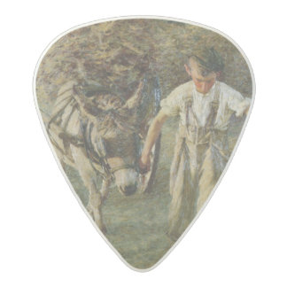 The Haywain, c.1889 (oil on canvas) Acetal Guitar Pick