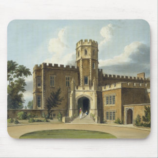 The Head Master's House, Rugby School, from 'Histo Mouse Pad