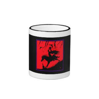 """The Headless Horseman"" Halloween Mug"
