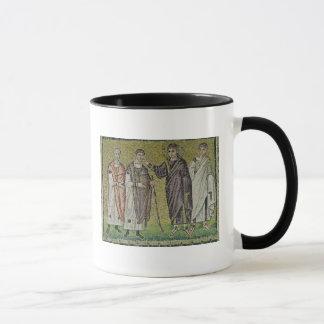 The Healing of Two Blindmen from Jericho Mug