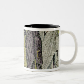 The Healing of Two Blindmen from Jericho Two-Tone Coffee Mug