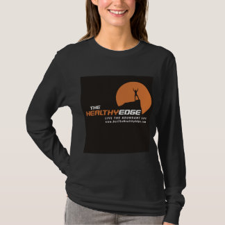 The Healthy Edge Long Sleeve T-Shirt (Womens)