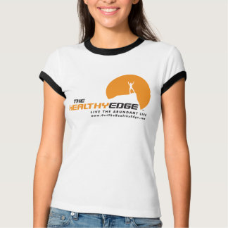 The Healthy Edge Ringer T-Shirt