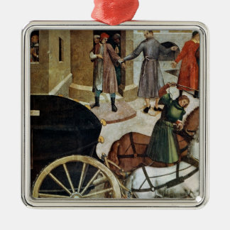 The Hearse Christmas Ornament