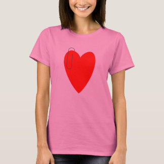 The Heart Clip T-Shirt