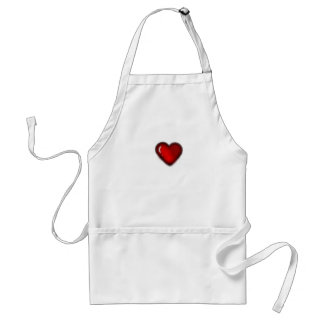 The Heart Collection Standard Apron