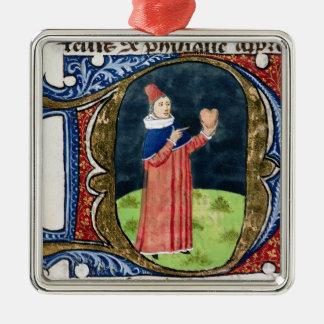 The Heart, from 'Traite de Medecine Christmas Ornament