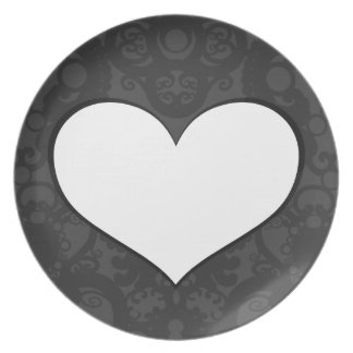 The Heart I Plate