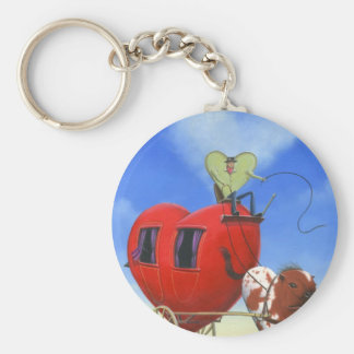 The Heart Lands Keychains