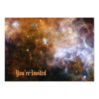 The Heart of Darkness 13 Cm X 18 Cm Invitation Card