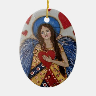 The Heartkeeper Christmas Ornament