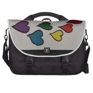 The Hearts Laptop Bag