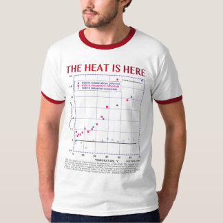 The Heat is Here T-Shirt