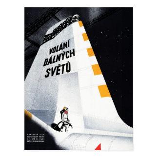 The Heavens Call (Russian - 1959) Postcard