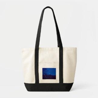 The heavens declare impulse tote bag