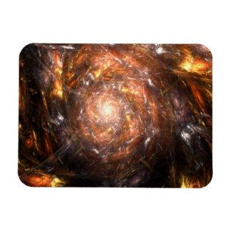 The Heavens Erupt Rectangle Magnet
