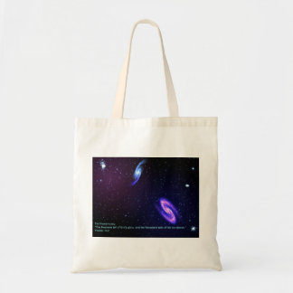 The Heavens Budget Tote Bag