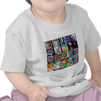 The Hebrew alphabet - alephbet Shirts