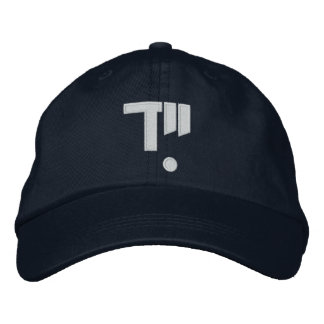 The HEBRUNE Embroidered Hat