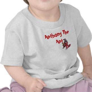 The Hefty Caterpillar Characters T Shirt