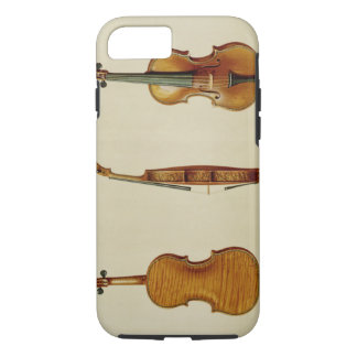 The Hellier violin made by Antonio Stradivarius (c iPhone 8/7 Case