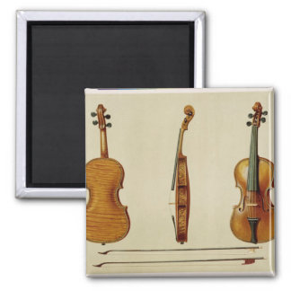 The Hellier violin made by Antonio Stradivarius (c Magnet
