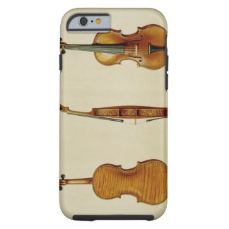 The Hellier violin made by Antonio Stradivarius (c Tough iPhone 6 Case