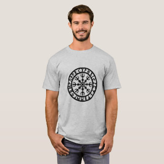 The Helm Of Awe – Viking Symbol For Protection T-Shirt