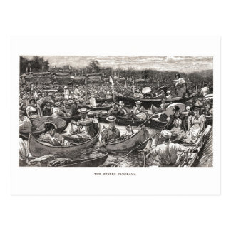 The Henley Panorama Postcard