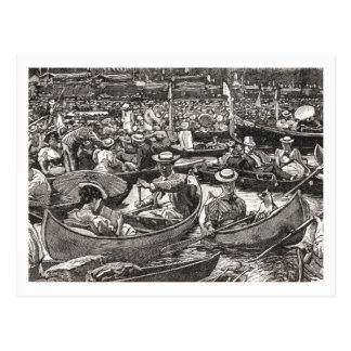 The Henley Panorama Postcard