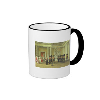 The Heraldic Hall in Winter Palace, St Ringer Mug