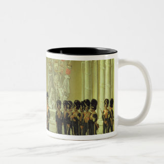The Heraldic Hall in Winter Palace, St Two-Tone Mug