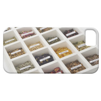The herbs which a box contains iPhone 5 case