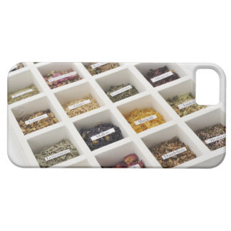 The herbs which a box contains iPhone 5 cover