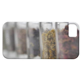 The herbs which a glass bottle contains iPhone 5 cases