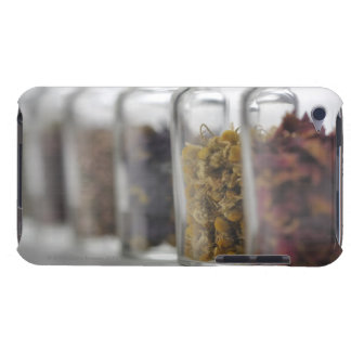 The herbs which a glass bottle contains iPod Case-Mate case