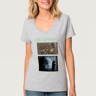 The Hermit and Led Zeppeln T-Shirt