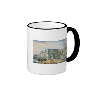 The Hermitage Theatre as Seen from Vassily Ringer Mug