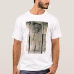 The hero Gilgamesh holding a lion T-Shirt