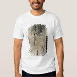 The hero Gilgamesh holding a lion Tshirt