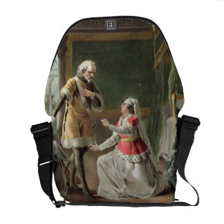 The Heroic Devotion of Marguerite of Provence (121 Messenger Bags