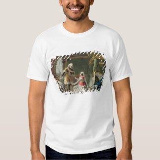 The Heroic Devotion of Marguerite of Provence (121 Shirts