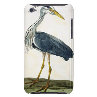 The Heron (Ardea cinerea) plate from 'The British iPod Case-Mate Case