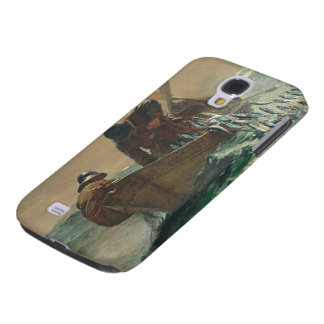 The Herring net, 1885 (oil on canvas) Galaxy S4 Case