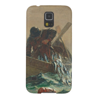 The Herring net, 1885 (oil on canvas) Galaxy S5 Case