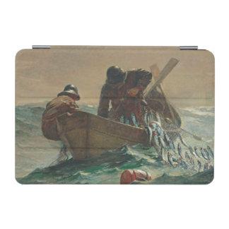 The Herring net, 1885 (oil on canvas) iPad Mini Cover