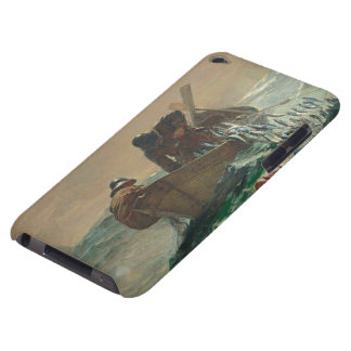 The Herring net, 1885 (oil on canvas) iPod Touch Cover