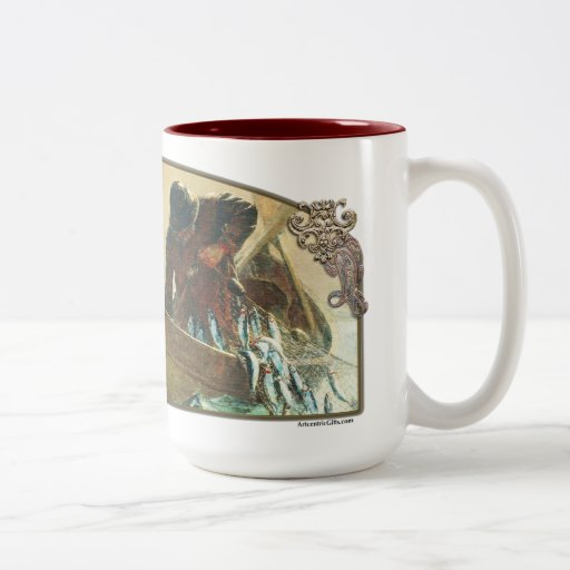 The Herring Net - Ceramic 15oz. Mug