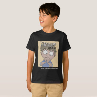 The HIccup Book - kids tagless t-shirt - Cover