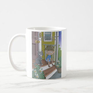 The Hiccup Book - mug - The Cat